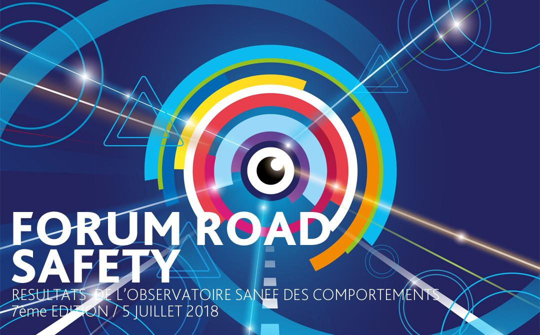 Affiche forum road safety