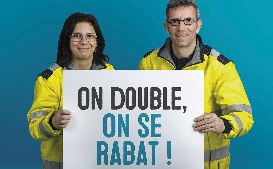 Campagne occupation des voies