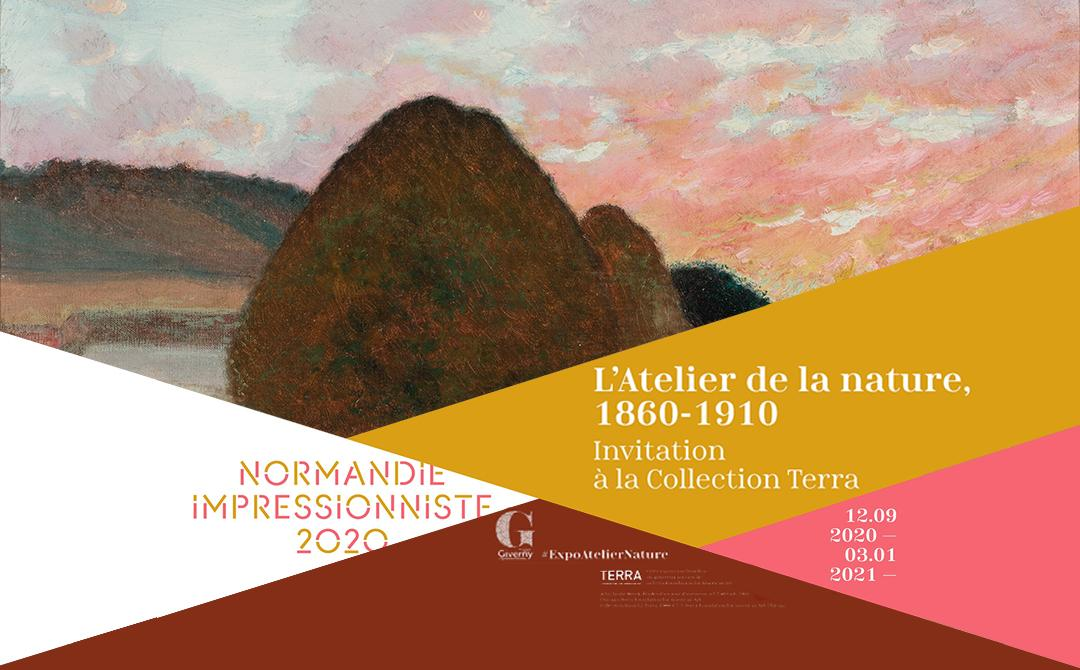 Visuel Exposition ADLN Giverny