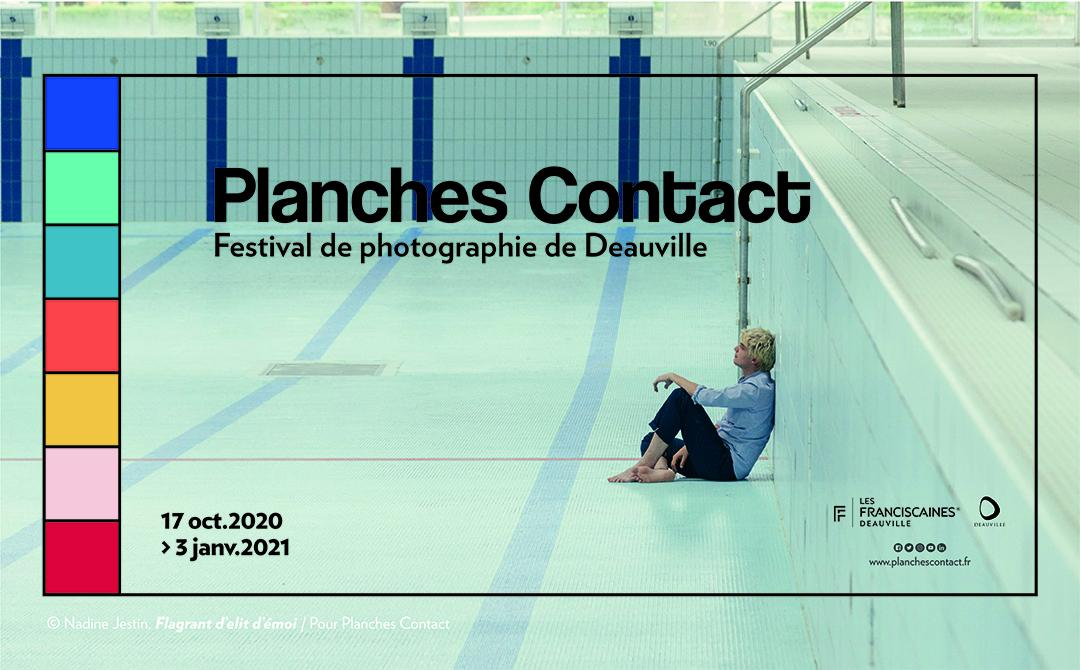 Visuel Festival de photographie Planches Contact